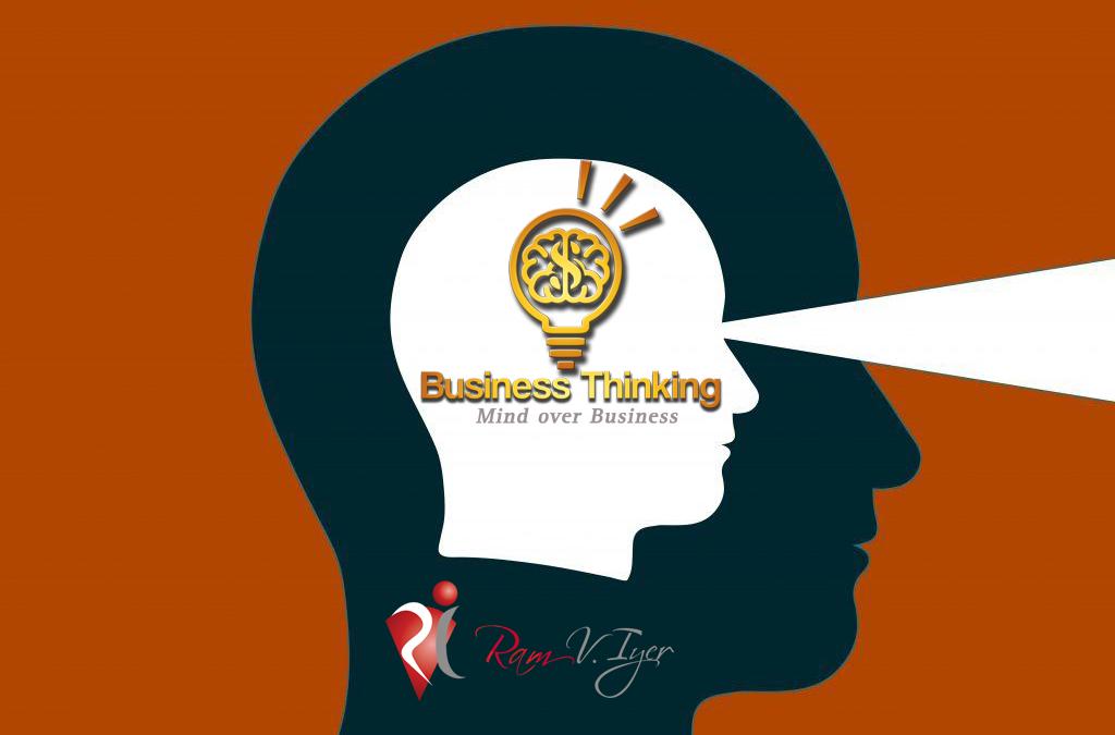 Everybody Needs Business Thinking!