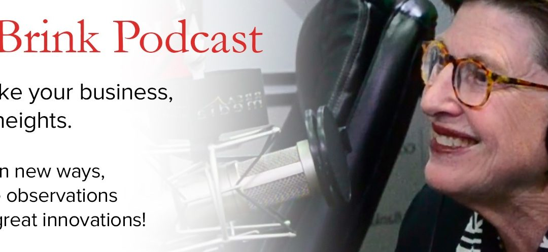 VIDEOCAST – 'Business Thinking & the Silent Killers of Success' on 'On the Brink Podcast' with Andi Simon