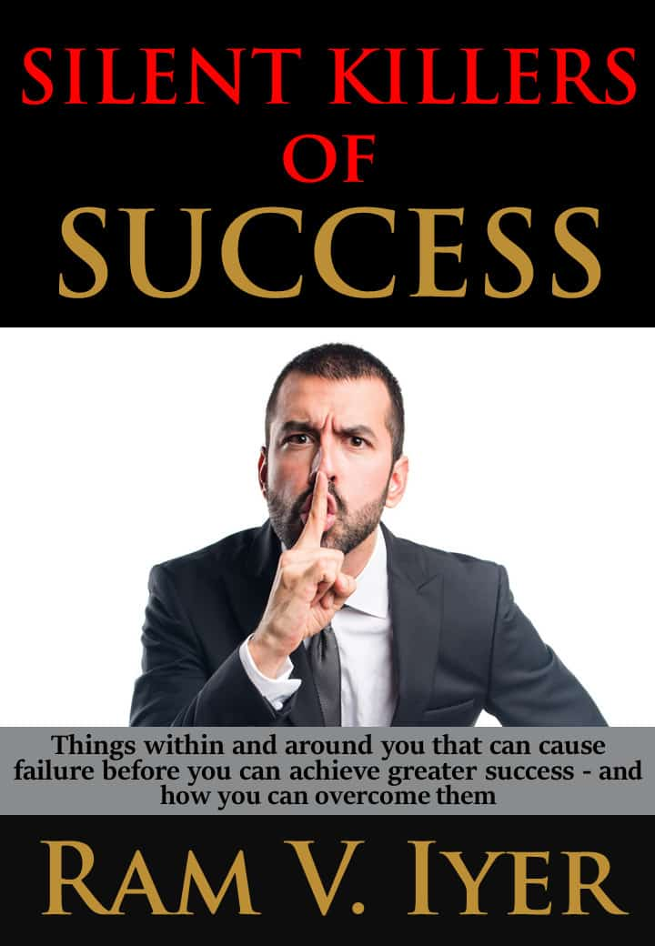 Silent Killers of Success Book Cover